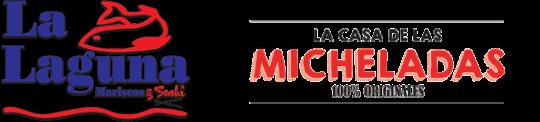 La Laguna Mariscos and Sushi Logo